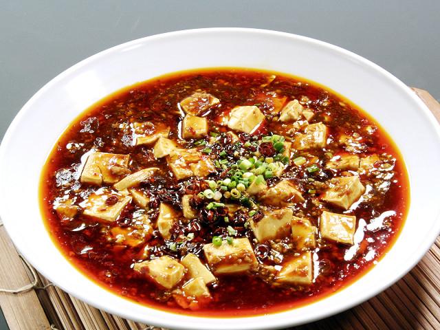 (四川)四川マーボー豆腐のサンショウ辛子煮