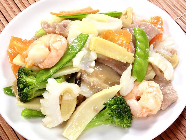 (上海)八宝菜